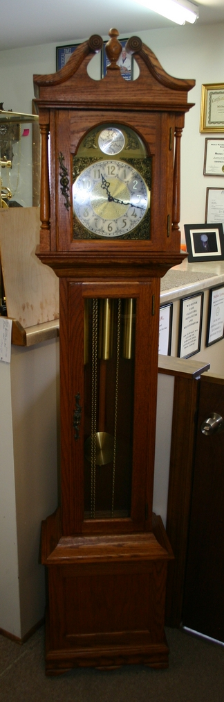 324_Emperor_for_Sale used grandfather clocks for sale