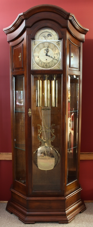 324_Sligh_Curio used grandfather clocks for sale